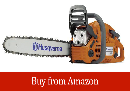 Husqvarna 460 Rancher 20-Inch Gas Powered Chainsaw