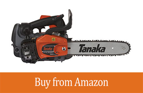 Tanaka TCS33EDTP/12 32.2cc 12-inch Top Handle Chain Saw Review